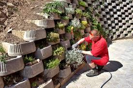 how to hide an ugly retaining wall gardens windowbox com