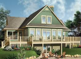 baby nursery riverfront house plans best lake house plans ideas