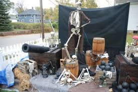pirate decorations outdoor grandin road