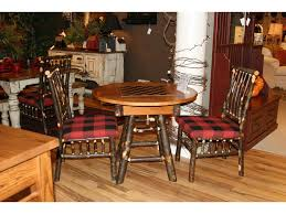 36 inch dining room table amish oak and cherry dining room country 36 inch round table game