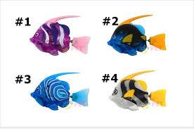 aquarium robotic fish artificial swimming robot fish tank ornaments