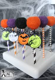 Mini Halloween Cakes by Halloween Cake Pops Free Printables Kc Bakes