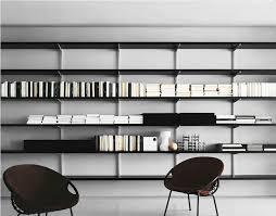 Wall Mount Book Shelves Wall Mounted Metal Bookshelves U2014 Jen U0026 Joes Design Wall Mounted