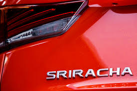 lexus cars red lexus just made a sriracha car and no this isn u0027t an april fools
