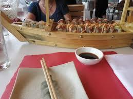 cuisine bateau bateau sushi picture of sushi couture miami tripadvisor