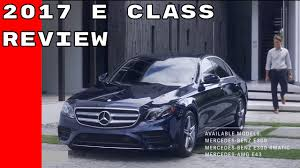 2017 mercedes e class w213 features and options review youtube