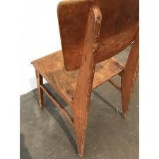 chaise prouv tout bois chair by jean prouvé 1940s design market