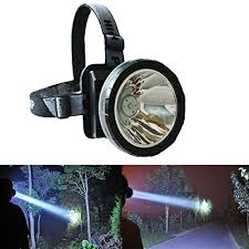 odear lie wang headl rechargeable led flashlight for mining