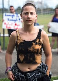 Nude Beach Meme - who is emma gonzalez the parkland student wants gun violence