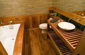 canary wood bathroom asian bathroom portland by riverland