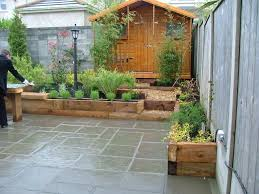 Rear Garden Ideas Splendid Design Inspiration Patio Garden Design Ideas Gardening