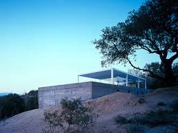 Glass Box House Concrete Box House With Glass Platform On The Top Digsdigs