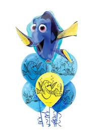 the hill balloon bouquet finding dory supershape balloon bouquet gifts in the