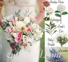 vintage bouquet pastel vintage wedding flowers emily s inspiration board