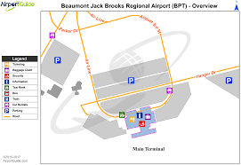 Dallas Terminal Map by Beaumont Port Arthur Jack Brooks Regional Bpt Airport Terminal