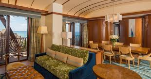 one bedroom deluxe suite aulani hawaii resort spa lei hulu a