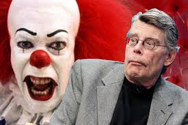 even stephen king is freaked out by the carolina clown sightings