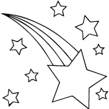 20 free printable star coloring pages