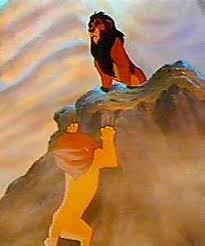 lion king simba mufasa funny animal