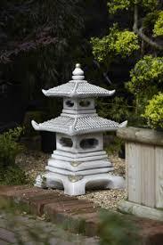 two tier pagoda garden statue ornament japanese koi pagoda garden