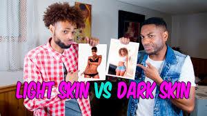 Light Skin Ebony Teen Light Skin Vs Dark Skin Girls Youtube