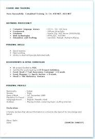resume format in word resume format of doorlist me