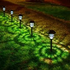 Landscape Path Light Shop For Gigalumi Solar Pathway Lights Outdoor Waterproof Outdoor