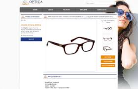 optica on line is ready to boost sales with new design