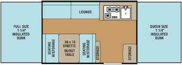 Pop Up Camper Floor Plans by Ultralight Towing Coachmen Clipper Camping Trailer Colonia Del