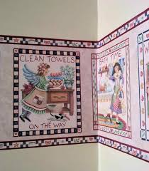 Wallpaper Border Designs Laundry Room Wallpaper Border Best Home Decor