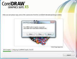 coreldraw x5 not starting how to error 2908 when install corel draw x5