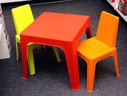 chaise plastique enfant table chaise plastique enfant table et chaise de jardin pour enfant