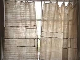 textile trunk patchwork curtains remodelista textiles