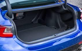 lexus rc uk lexus rc f 2015 boot detail u2013 front seat driver