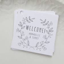 personalized wedding gift bags best personalized wedding welcome bags products on wanelo