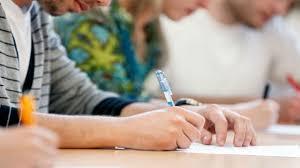 english essay exam exit