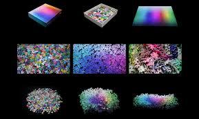 color spectrum puzzle the 2015 designer gift guide design shack