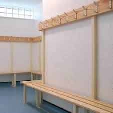 Changing Room Benching Changing Room Benches Cloakroom Benches Broxap
