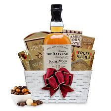 scotch gift basket buy balvenie scotch whisky gift basket online whisky gift