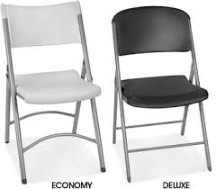 folding chairs in stock uline