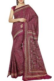 Tyrian Purple 21 Best Dress Images On Pinterest Saree Silk Sarees And Cots