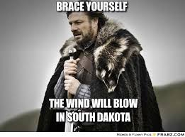Winter Is Coming Meme - 13 downright funny memes you ll only get if you re from south dakota