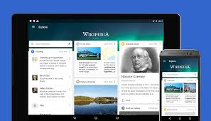 wikipedia android apps on google play