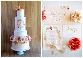 ruby wedding cakes personalized wedding cake trends 2016