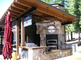 ritz carlton backyard barbeque northstar resort sugarpine