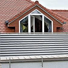 balkon sichtschutz grau balkon sichtschutz balkonverkleidung bauhaus