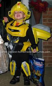 coolest bumblebee transformer halloween costume transformer