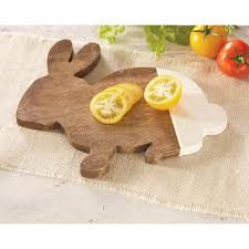 mud pie cutting boards mud pie bunny cutting board cutting boards home appliances