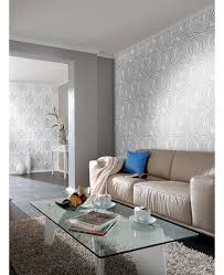 carat geometric glitter wallpaper white and silver 113345 20