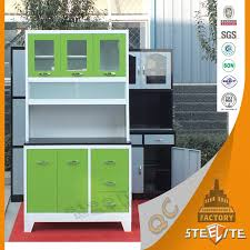 Kitchen Cabinets For Cheap Price Factory Cheap Price Wholesale South Africa Style High Gloss Metal